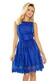 Dámske šaty Numoco 173-1 modré