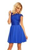 Dámske šaty Numoco 157-5 modré