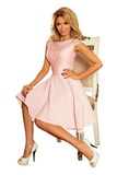 Dámske šaty Numoco 157-4 ružové