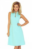 Dámske šaty Numoco 133-5 zelené