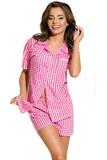 Dámske pyžamo Taro 2154 Amy 01