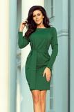 Dámske šaty Numoco 209-2 zelené