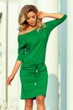 Dámske šaty Numoco 13-95 zelené