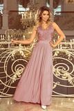 Dámske šaty Numoco 215-5 ružové