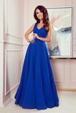 Dámske šaty Numovo 246-3 Cindy modré