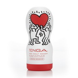 TENGA Deep Throat Cup Keith Haring masturbátor