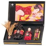 Krásny voňavý darčekový set Shunga
