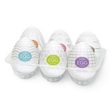 TENGA Egg Mix masturbátorov (6 ks)