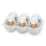TENGA Egg Shiny masturbátor (6 ks)