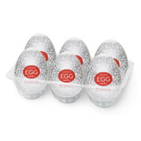 TENGA Egg Party Keith Haring masturbátor (6 ks)