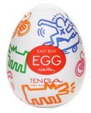 TENGA Egg Street Keith Haring masturbátor